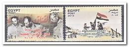 Egypte 2013, Postfris MNH, Anniversary Of The Fourth Arab-Israeli War - Egypte