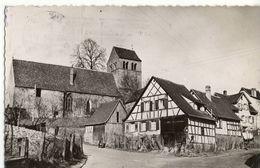 CPSMPF ( ALLEMAGNE) LAHR BADEN Eglise De Burgheim (-b Bur) - Sonstige