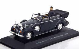 LANCIA ASTURA IV SERIE MINISTERIALE BENITO MUSSOLINI 1938 STARLINE 570145 1/43 - Rallye