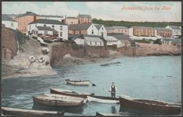 Portscatho From The Pier, Cornwall, C.1905-10 - Postcard - England
