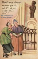 HUMOUR - BELGE - 5 Cartes - A VOIR !!! - Postkaarten