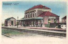 BELGIQUE - LIMBOURG - BOURG-LEOPOLD - LEOPOLDSBOURG - Station - Statie. - Leopoldsburg