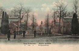 BELGIQUE - LIMBOURG - BOURG-LEOPOLD - LEOPOLDSBOURG - Camp De Béverloo - Hopital Militaire - Krijgsgasthuis. - Leopoldsburg (Camp De Beverloo)