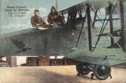 BELGIQUE - LIMBOURG - BOURG-LEOPOLD - LEOPOLDSBOURG - Camp De Beverloo - Les Aviateurs - De Vliegers. - Leopoldsburg (Camp De Beverloo)
