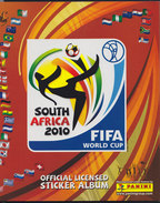 """Panini Sticker Album """"South Africa 2010"""" FIFA World Cup - Complete, Mint Condition (FREE SHIPPING) - 76 Images - Panini"""