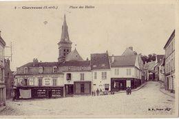 78 2 CHEVREUSE Place Des Halles - Chevreuse