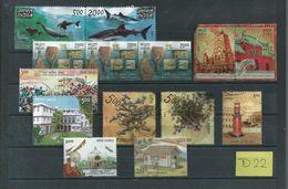 India 14x Used/gebruikt/oblitere(D-22) - Postzegels