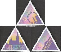 Österreich 2764-2766 (completa Edizione), Anno 2008 MNH 2008 Esposizione Di Francobolli - 2001-10 Nuevos & Fijasellos