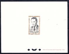 FRANCE - N°1248 - EDMOND DEBEAUMARCHE - HEROS DE LA RESISTANCE - EPREUVE DE LUXE. - 2. Weltkrieg