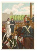 CHROMOS BON POINT GILBERT-CLAREY - 1793 MORT DE MME ROLAND - Chromo