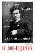 Jean De La Hire Portrait - Carte écrite En Latin - Scrittori