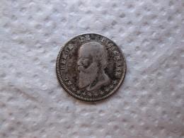 Bolivie Médaille Argent Potosi 1865 Manuel Mariano Melgarejo Valencia - Non Classés