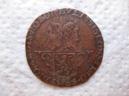 Jeton, Prince Willem Van Oranje , D'Ulysse Et De Diomède 1584 - Royal/Of Nobility