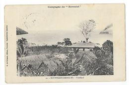 "NOUVELLES-HEBRIDES - Foreland - Campagne De ""Kersaint"" -   - L 1 - Vanuatu"