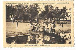 GHANA (côte D'Or) Bord De La Lagune -   - L 1 - Ghana - Gold Coast
