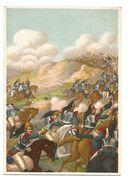 CHROMOS BON POINT GILBERT-CLAREY - 1812 LA MOSKOWA - Chromo