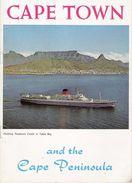 CAPE TOWN & THE CAPE PENINSULA (HORTORS LTD) (ENGLISH) - Exploration/Voyages