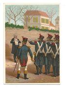 CHROMOS BON POINT GILBERT-CLAREY - 1815 MORT DU MARECHAL NEY - Chromo