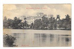 St Joseph's Collège, COLOMBO -   - L 1 - Sri Lanka (Ceylon)