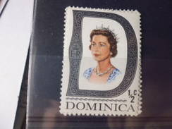 DOMINIQUE YVERT N°263 - Dominique (...-1978)