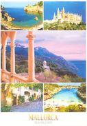 Iles Baleares - Mallorca - Multivues - Edita Cromatica Mº G 75 - 3189 - Espagne