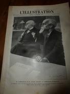 1910 L'ILLUSTRATION:Elisabeth De Belgique;Fin TOLSTOÏ;Féministe Anglais;Tombeau De KOUANG-SU;Révolution à Lisbonne;etc - Zeitungen
