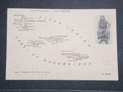 COMORES - Carte Postale Non Voyagé - L 10326 - Comoros
