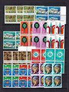 UNITED NATIONS NY...blocks Of Four...MNH - Lots & Kiloware (mixtures) - Max. 999 Stamps