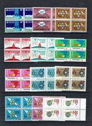 UNITED NATIONS NY...blocks Of Four...MNH - Stamps