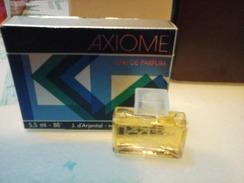 Miniature Parfum Axiome - Miniature Bottles (in Box)