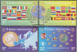 Bosnia-Herzegovina 419A-422A (complete Issue) Unmounted Mint / Never Hinged 2005 Europe Trade - Bosnia And Herzegovina