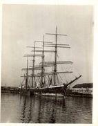 +- 11 * 8 CM BARCO BARCHIBALD RUSSELL  AUSTRALIA 1933 OAT Voilier - Velero Sailboat - Boten