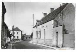 Cpsm: 45 VIMORY (ar. Montargis) La Poste (Café De L'Union, Voitures) CIM  N° 6212 - Otros Municipios