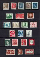 GERMANY,,,early DDR...mixed Condition - Stamps