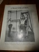 1910 L'ILLUSTRATION:Le Fouet Aux Prisons Anglaises;Le CERVIN Vue Du Ballon SIRUIS;Céttigné (Monténégro);Mer De Glace;etc - L'Illustration