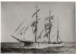 PAMELIA   +- 11 * 8.5 CM BARCO BOAT Voilier - Velero Sailboat - Barcos