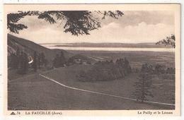 01 - LA FAUCILLE - Le Pailly Et Le Léman - CAP 74 - Gex