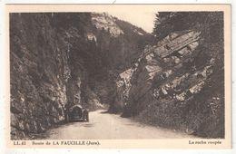 01 - Route De LA FAUCILLE - La Roche Coupée - LL 42 - Gex