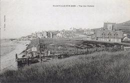 14)   BLONVILLE  Sur  MER - Vue Des Chalets - Other Municipalities