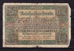 Reichsbanknote, 10 Mark, Berlin Februar 1920 (43921) - [ 3] 1918-1933 : Weimar Republic
