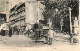81 Castre Place Soult - Entrée Rue Villegoudon - Animation - Attelage - Francia
