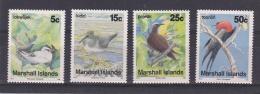 ILES MARSHALL :  Oiseaux  Série 279 à 282  Neuf XX - Marshall