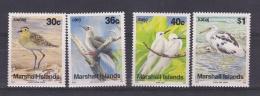 ILES MARSHALL :  Oiseaux  Série  319 à 322  Neuf XX - Marshall