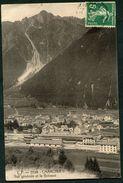 CHAMONIX - VUE GENERALE ET LE BREVENT - Chamonix-Mont-Blanc