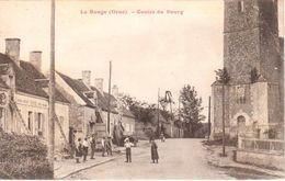 Le Rouge (Orne) - Centre Du Bourg - France