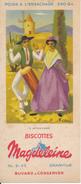 BUVARD - Biscottes MAGDELEINE, Au Pays D'Arles - Biscottes