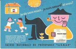 BUVARD - Caisse Nationale De Prévoyance - Bank & Insurance