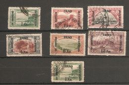 IRAQ 1918 - 1921 VALUES BETWEEN SG 2 AND SG 16 FINE USED Cat £10+ - Iraq