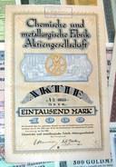 109 Verschiedene Niedersachsen Aus 1889-1942 Deko - Shareholdings