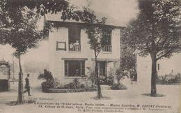 PARIS 18EME - Maison Ouvrière - District 18